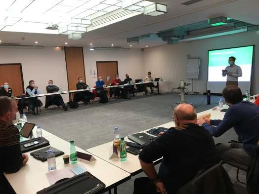 La franchise Repar'stores a organisé 12 réunions régionales