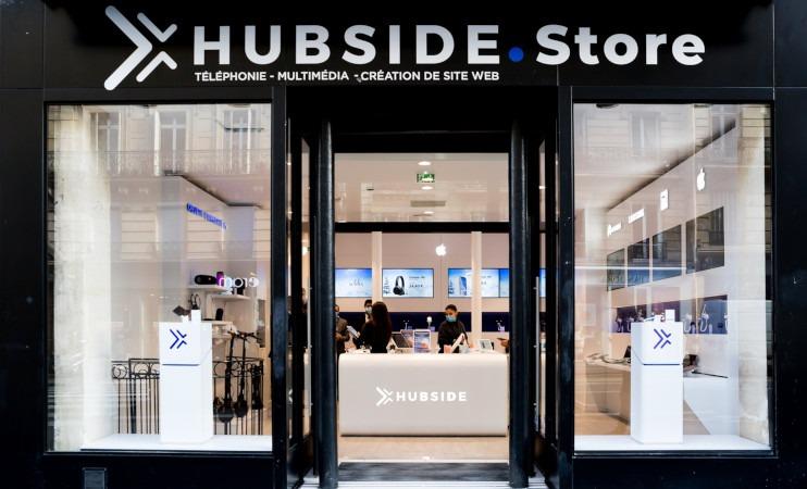 La franchise Hubside.Store débute l'année avec de nouvelles ouvertures