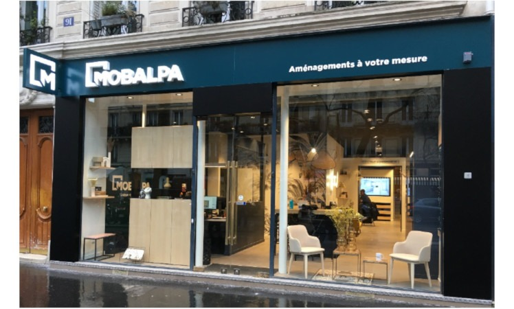Mobalpa ouvre un nouveau point de vente dans le 11ème arrondissement