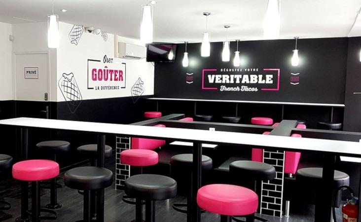 Un restaurant franchisé New School Tacos s'installe à Saint-Étienne (Loire)