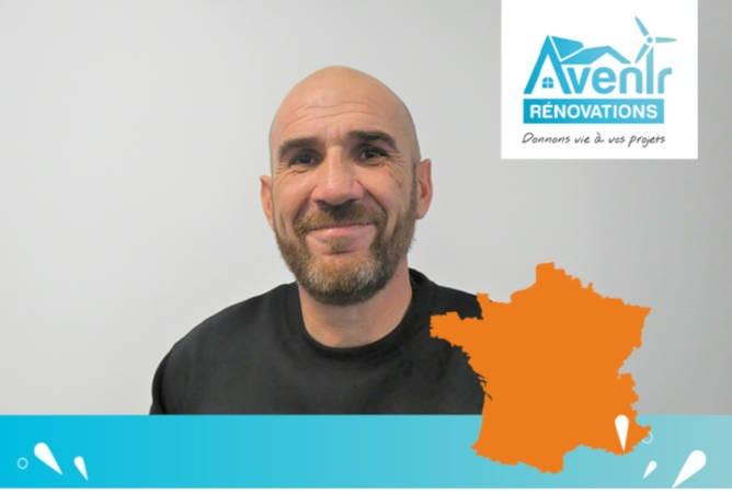 Stéphane Ferrandi Licencié Avenir Rénovations Toulon