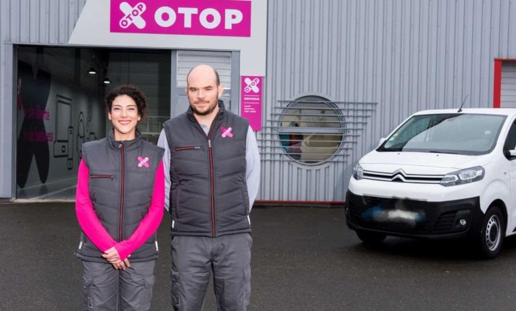 OTOP recrute de nouveaux concessionnaires sur AC Franchise