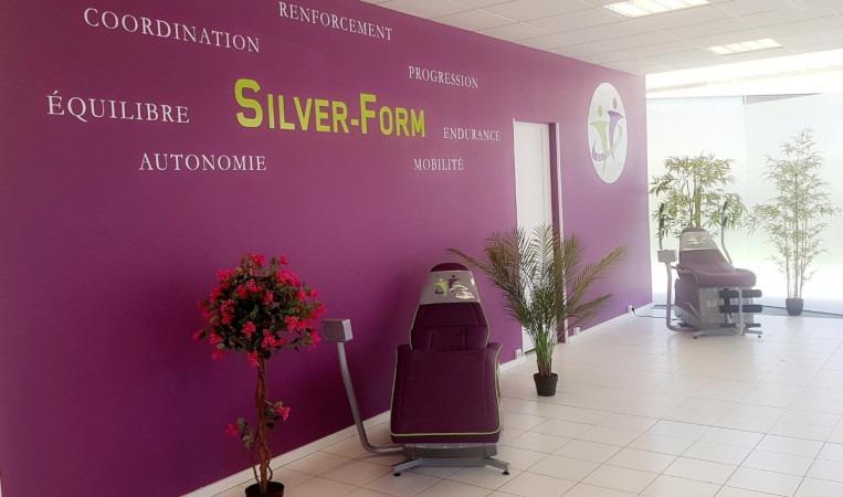 La franchise Silver-Form propose un concept exclusif