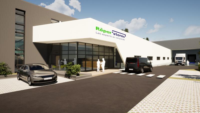 La franchise Repar'stores dévoile son nouveau siège social