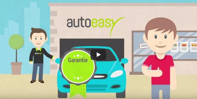 M6 présente le concept AutoEasy dans son émission Capital