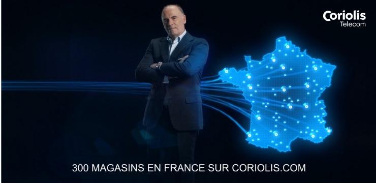 Nouvelle campagne TV 2021 pour le réseau Coriolis Télécom