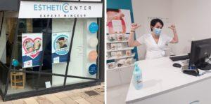 Le réseau Esthetic Center Expert Minceur ouvre un nouveau centre
