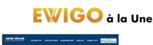 La dynamique du réseau Ewigo ne passe pas inaperçue !