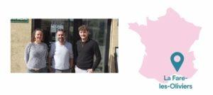 Jérôme Guerin franchisé Laforêt à La Fare-les-Oliviers