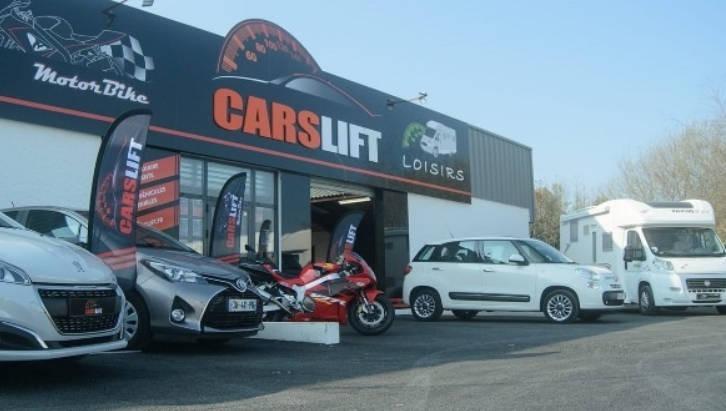 Franchise multi-complexe Carslift à Cholet