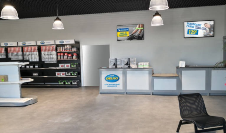 La franchise DELKO accueille un nouvel adhérent à Chambry