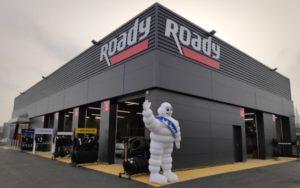 Roady déménage son magasin de Vire Normandie