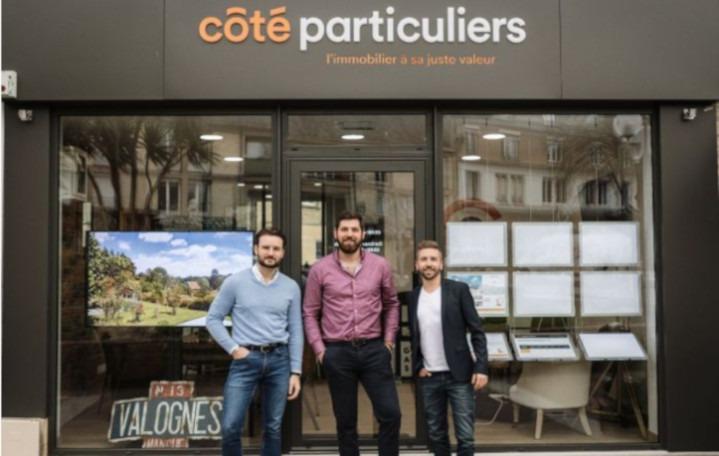 La franchise Côté Particuliers inaugure une nouvelle agence à Valognes