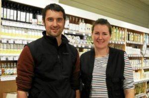 Interview de Marion et Samuel GOHIER, adhérents Les Comptoirs de la Bio