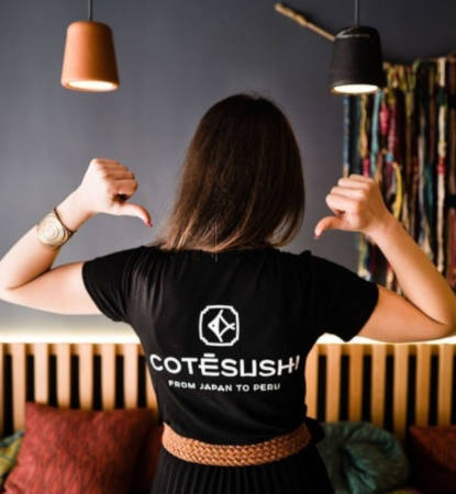 Côté Sushi inaugure son second point de vente de l'année