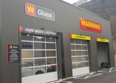 Le réseau Point S ouvre un Warning Centre Auto à Sallanches