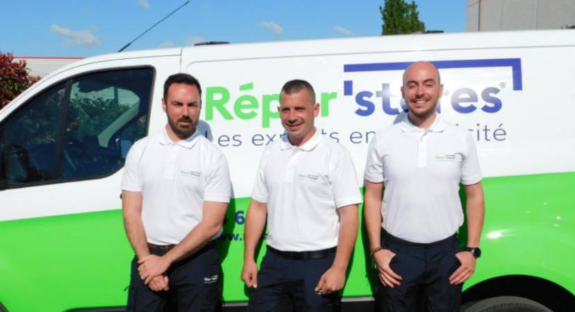 Répar'stores intègre trois nouveaux franchisés