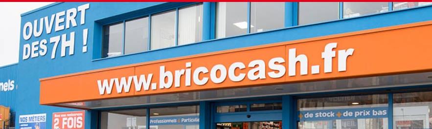 Brico Cash, l'expert de la construction et de la rénovation à petits prix