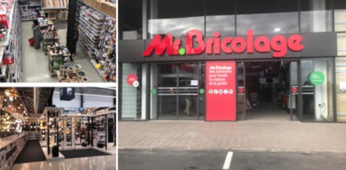 Mr Bricolage inaugure un nouveau magasin au Maroc