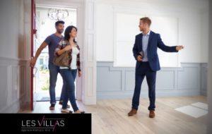 Les Villas continue à assurer les visites immobilières