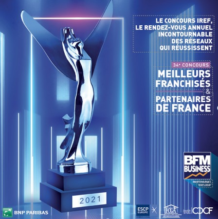 """Ouverture du concours """"Meilleurs franchisés & partenaires de France"""""""