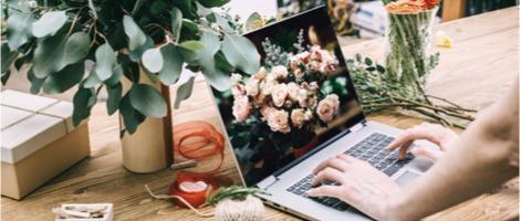 Covid-19 marché des fleurs