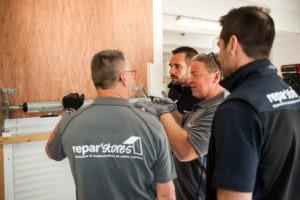 Réseau Repar'stores : Lumière sur la formation « stores extérieurs » !