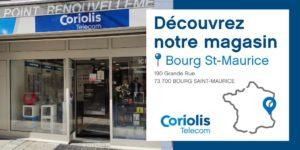 Bourg Saint Maurice : Coriolis Télécom continue de développer son réseau