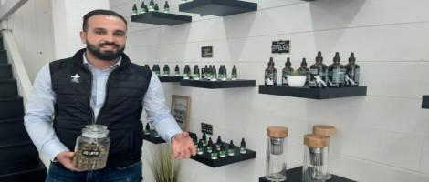 Amine Dejellab franchise Green Care Saint-Nazaire