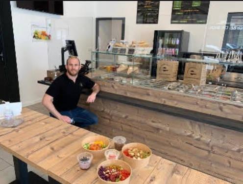 Un premier restaurant Green sur mesure prend ses quartiers à Toulouse