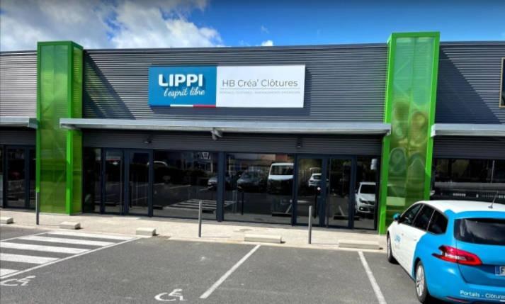 LIPPI ouvre une nouvelle concession à Cournon-d'Auvergne