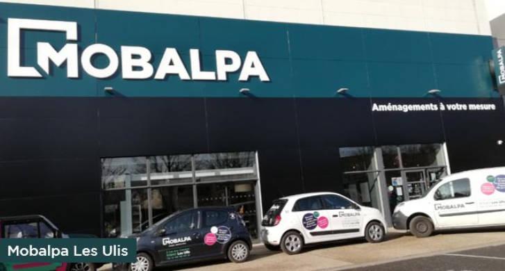 Relooking réussi pour les magasins du réseau Mobalpa