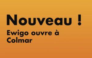 Colmar accueille une nouvelle franchise Ewigo