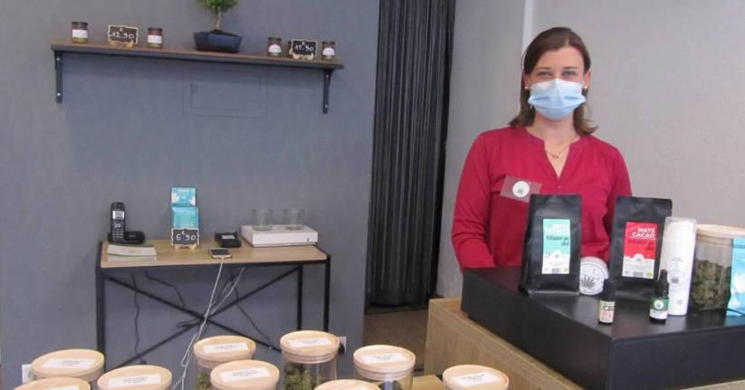 Morgane Hervot, franchise Green Care Bain-de-Bretagne