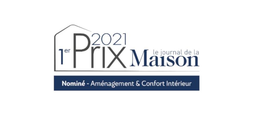 Grosfillex à l'honneur dans le Journal de la Maison 1er prix 2021