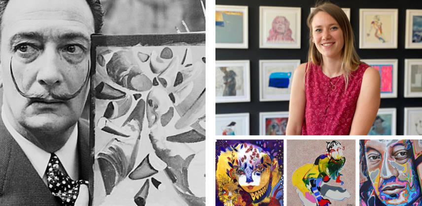 Le réseau Carré d'artistes inaugure une nouvelle galerie au Touquet