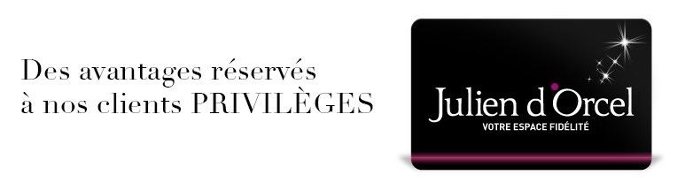 Focus sur le programme de fidélité du réseau Julien d'Orcel