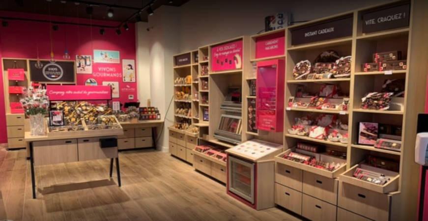 Un nouveau magasin de Neuville voit le jour à Aurillac