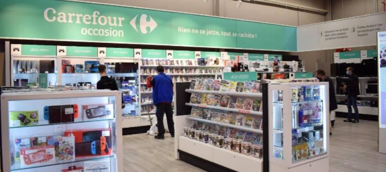 Le réseau Carrefour Occasion prévoit 8 nouvelles ouvertures