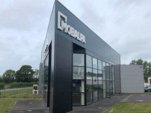 Le réseau Mobalpa continue de moderniser les façades de ses magasins