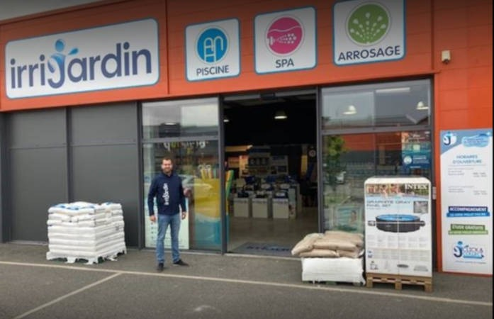 Le réseau de franchise Irrijardin continue de fleurir