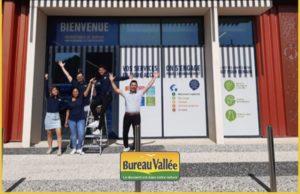 Le réseau Bureau Vallée ouvre un nouveau magasin à Beaucaire