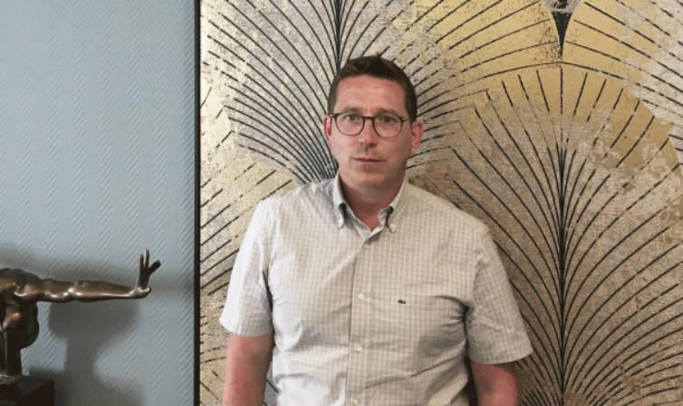Vincent Berenger, nouveau franchisé Centre Services en reconversion