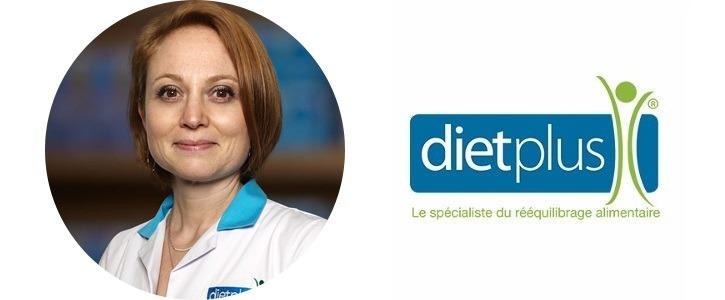 Vanessa Strohm franchisée dietplus à Wissembourg