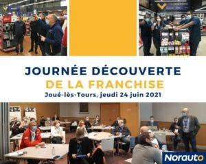 Norauto organise un rendez-vous pour rencontrer ses futurs franchisés