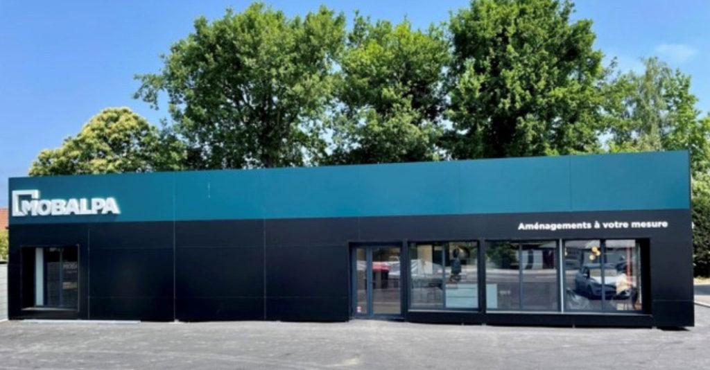 La franchise Mobalpa ouvre un point de vente à Idron - Pau Est