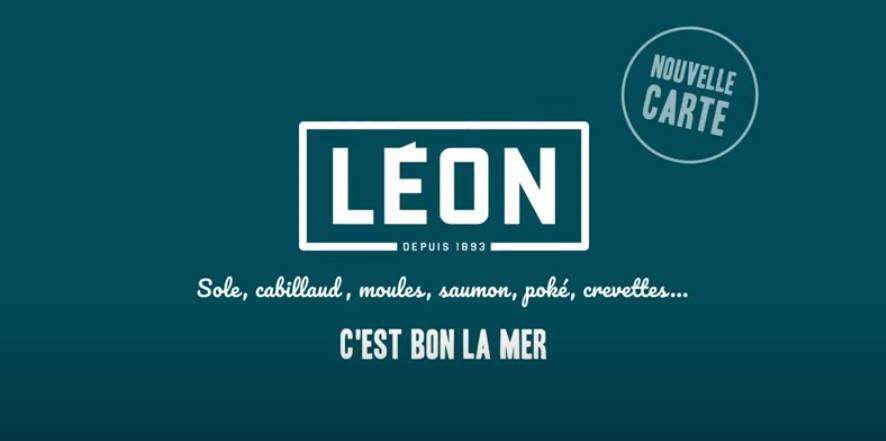 Léon fait le show pour la réouverture de ses restaurants