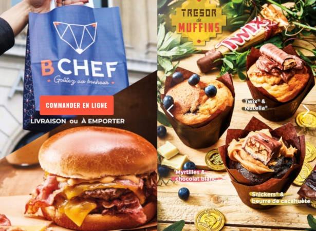 Trois nouveaux restaurants BCHEF s'apprêtent à voir jour