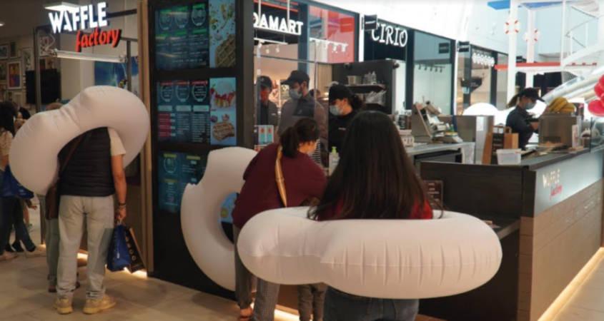 Une nouvelle franchise Waffle Factory débarque à Nice