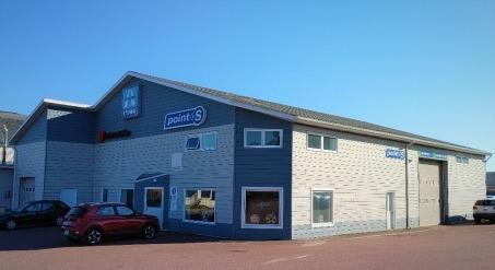 Le réseau Point S ouvre un nouveau centre à Saint-Pierre et Miquelon